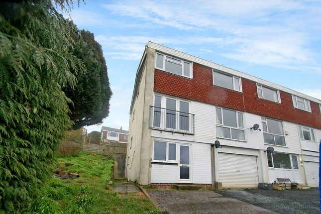 Thumbnail End terrace house for sale in Northleat Avenue, Paignton