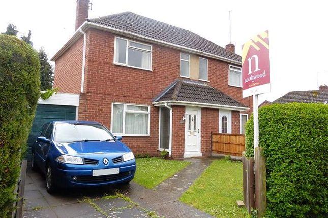 Thumbnail Semi-detached house to rent in Court Road, Prestbury, Cheltenham