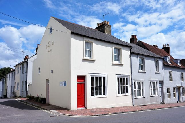 Thumbnail End terrace house for sale in High Street, Lewes
