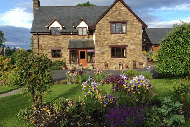 Detached house for sale in Hay On Wye 5 Miles, Painscastle
