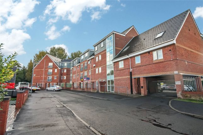 2 bed flat to rent in Anson Street, Eccles, Manchester M30
