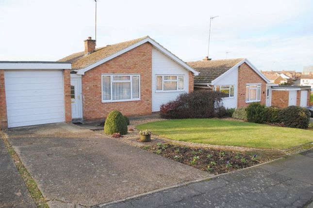 Thumbnail Detached bungalow for sale in Ravensbank, Rushden