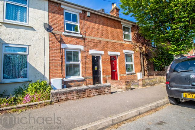 Terraced house for sale in Morant Road, Colchester