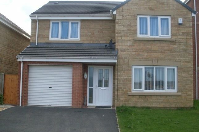4 bed detached house for sale in Ascot Way, Bishop Auckland