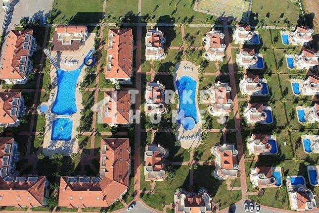Spacious Detached Belek Golf Villa - Complex Of Three Sections