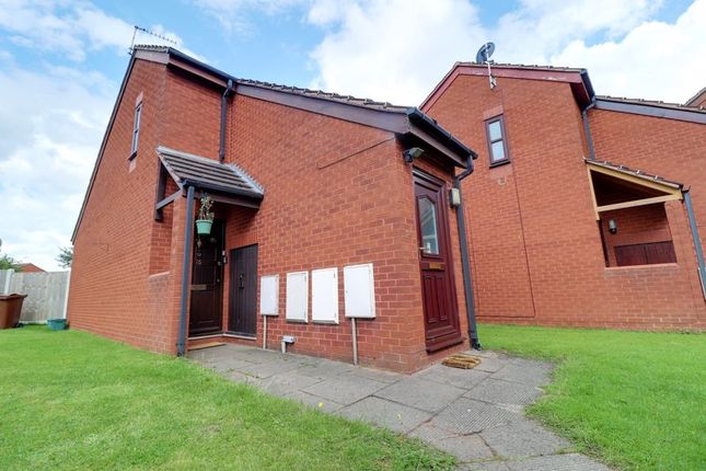 1 bed flat for sale in Wentworth Drive, Stafford ST16