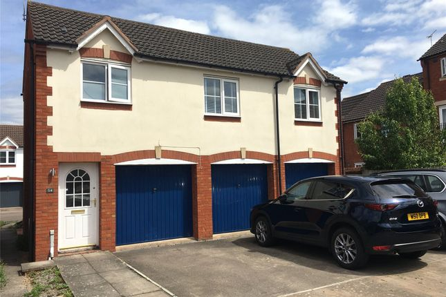 Thumbnail Flat for sale in Arlington Road, Walton Cardiff, Tewkesbury, Gloucestershire