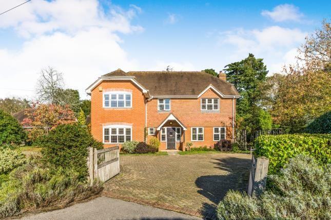 Thumbnail Detached house for sale in Sandy Lane, Lyndhurst