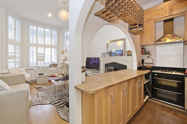 Kitchen Alt View of Bramerton Street, London SW3