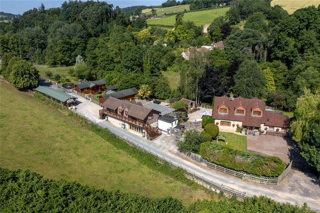 Thumbnail Country house for sale in Bridge Place Road, Camerton, Bath