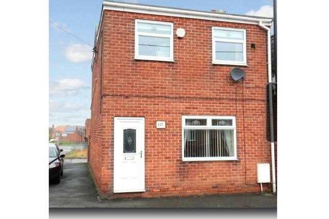 Front View of Elemore Lane, Easington Lane Village, Hetton Parish, City Of Sunderland, Tyne And Wear DH5