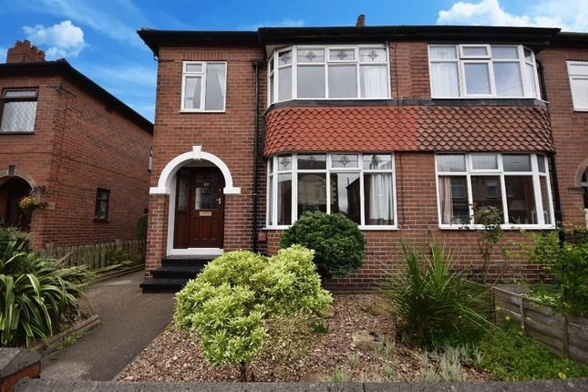 Thumbnail Semi-detached house for sale in Bromley Mount, Wakefield