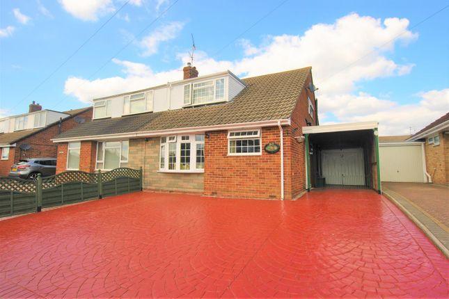 Thumbnail Semi-detached bungalow for sale in Petherton Road, Hengrove, Bristol