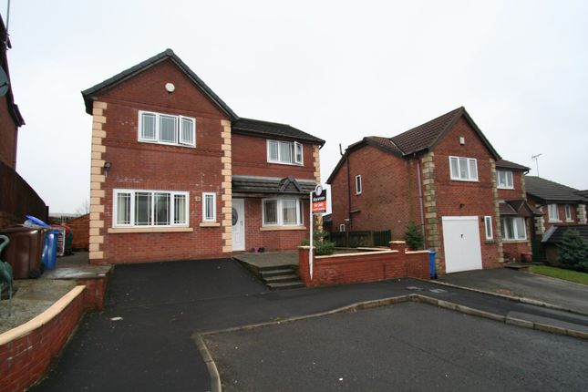 Thumbnail Detached house for sale in Hillstone Avenue, Shawclough, Rochdale