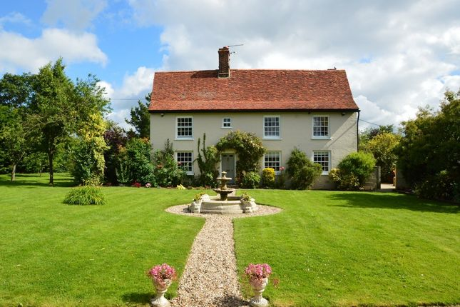 5 bed detached house for sale in Hundon, Sudbury, Suffolk