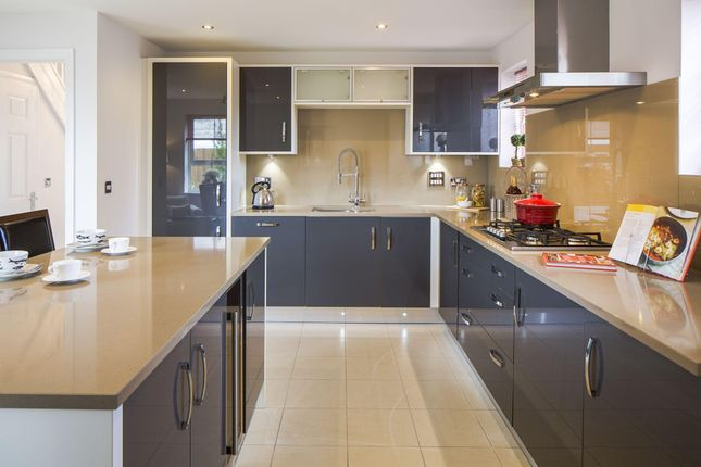 """Thumbnail Detached house for sale in """"Lincoln"""" at Wheatley Close, Banbury"""