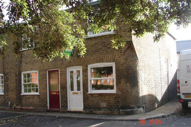 Thumbnail Terraced house to rent in St. Johns Street, Huntingdon