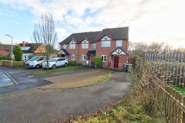 Thumbnail End terrace house for sale in The Slad, Stourport-On-Severn