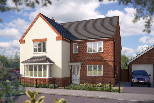 """Thumbnail Detached house for sale in """"The Arundel"""" at Steppingley Road, Flitwick, Bedford"""