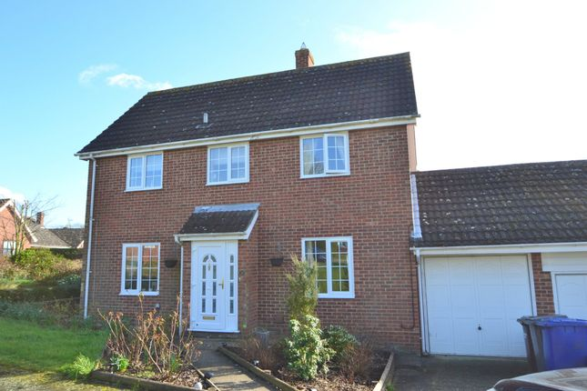 4 bed detached house for sale in Galley Road, Hundon, Sudbury