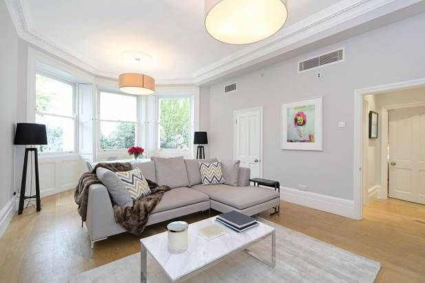 1 bed flat for sale in Lansdowne Road, London