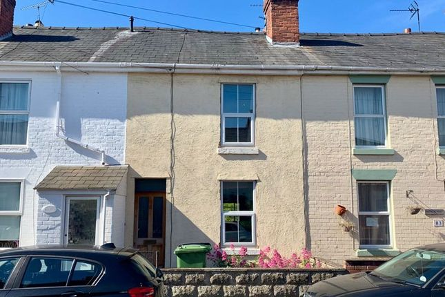 2 bed terraced house for sale in Cotterell Street, Hereford HR4