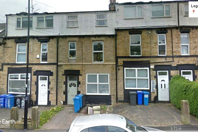 Thumbnail Shared accommodation to rent in Crookesmoor Road, Sheffield