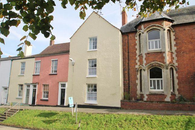 Thumbnail Terraced house for sale in Mornington Terrace, Newnham