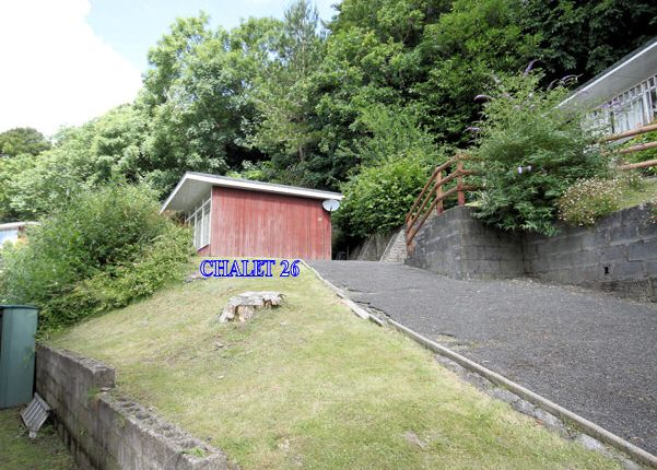 2 bed mobile/park home for sale in Woodlands, Bryncrug