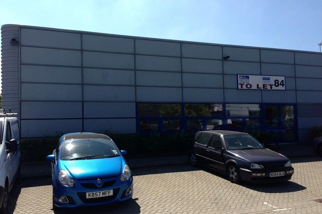Thumbnail Warehouse to let in 84 Tanners Drive, Blakelands, Milton Keynes, Buckinghamshire