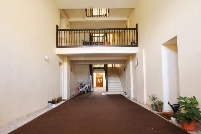 Communal Hall of School Court, Jean Street, Port Glasgow PA14