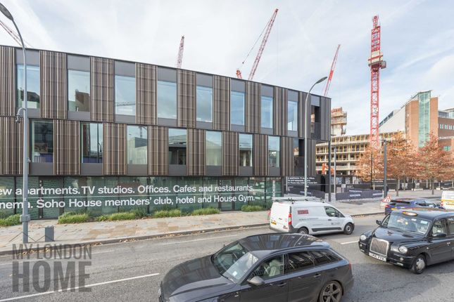 Thumbnail Flat for sale in The Helios, Television Centre, White City, London