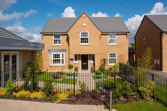 """Thumbnail Detached house for sale in """"Winstone"""" at Brookfield, Hampsthwaite, Harrogate"""