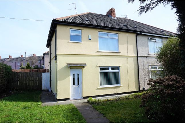 Thumbnail Semi-detached house for sale in Marsh Avenue, Bootle