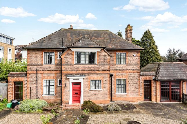 Thumbnail Detached house for sale in South View, Bromley