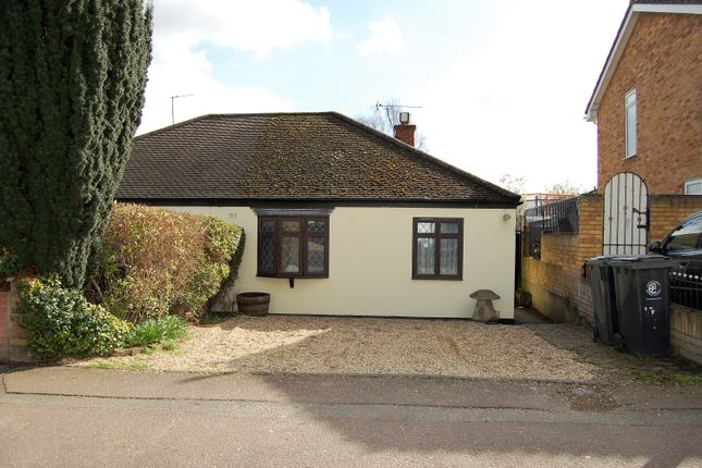 Thumbnail Semi-detached bungalow to rent in Princes Road, Buckhurst Hill