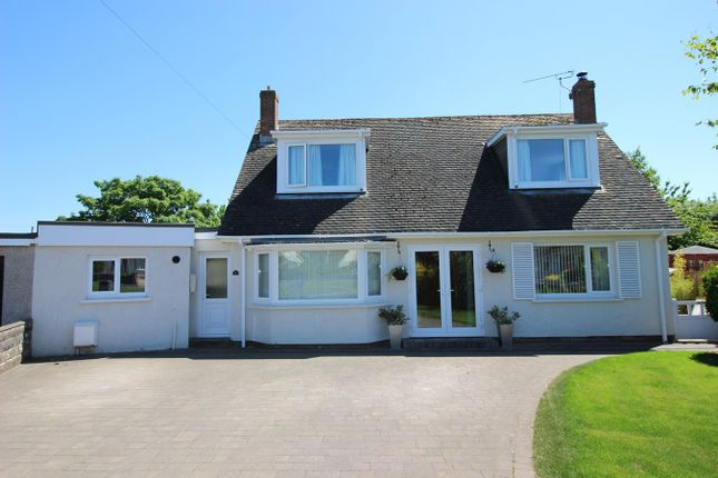 Thumbnail Detached bungalow for sale in Windmill Close, Llantwit Major