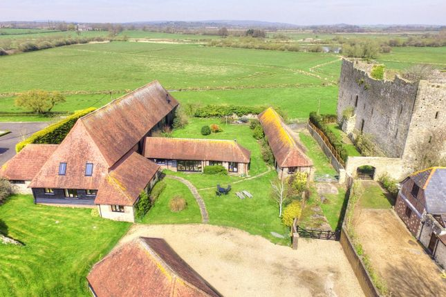 Thumbnail Barn conversion for sale in Amberley, Arundel