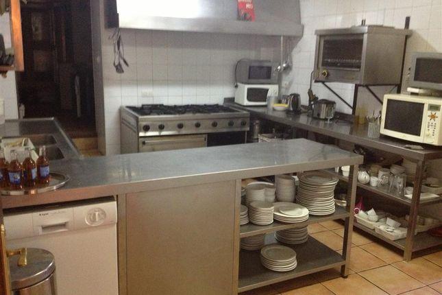 Kitchen of Gaucin, Malaga, Alameda, Málaga, Andalusia, Spain