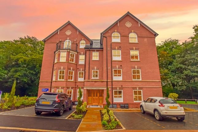 Thumbnail Flat for sale in Plot 74, Marlowe House, Clevelands Drive, Heaton