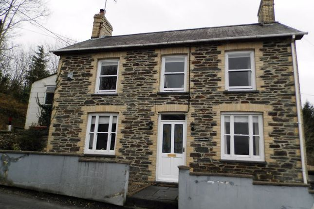 Thumbnail Detached house for sale in Velindre, Llandysul