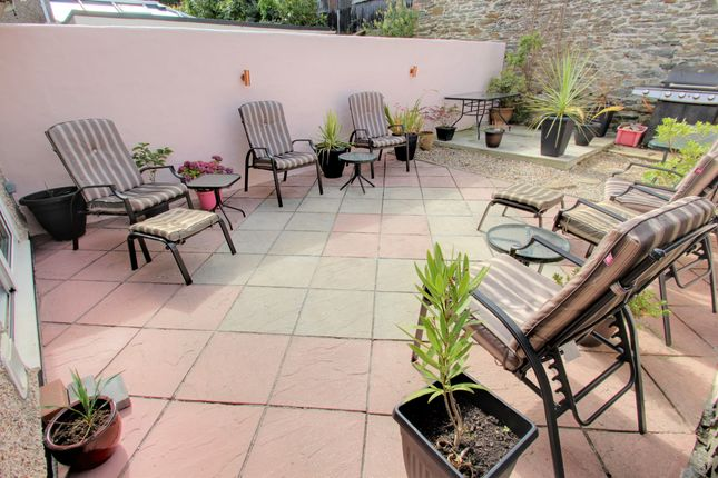 Garden of Tern Gardens, Plympton, Plymouth PL7