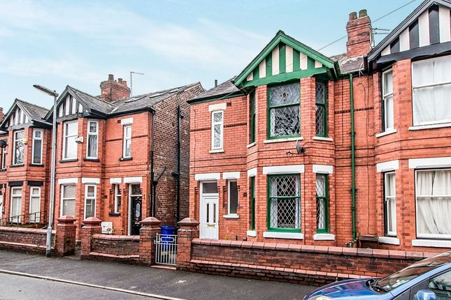 Thumbnail Semi-detached house for sale in Woodland Road, Burnage/ Levenshulme, Manchester
