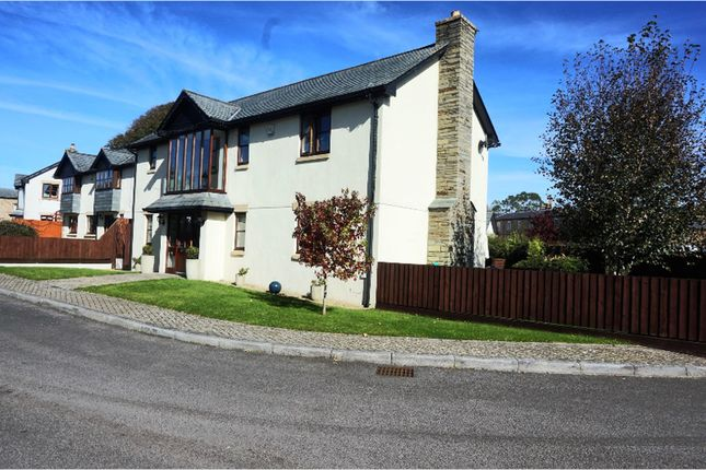 Thumbnail Detached house for sale in Foulston Way, Bodmin