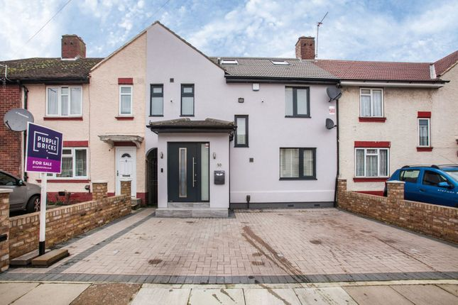 Thumbnail Terraced house for sale in Barclay Road, Edmonton