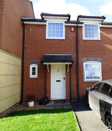 Thumbnail Terraced house to rent in Merchants Quay, Salford, Greater Manchester