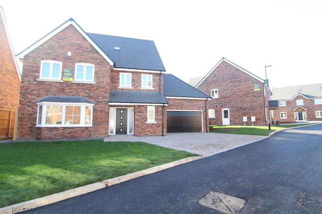 Thumbnail Detached house for sale in 2 Winney Hill View, Ellesmere Road, Shrewsbury