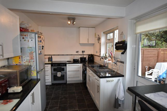 Thumbnail Terraced house for sale in Bullfields, Sawbridgeworth