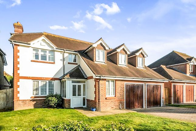 Thumbnail Detached house for sale in Seymour Avenue, Ewell, Epsom