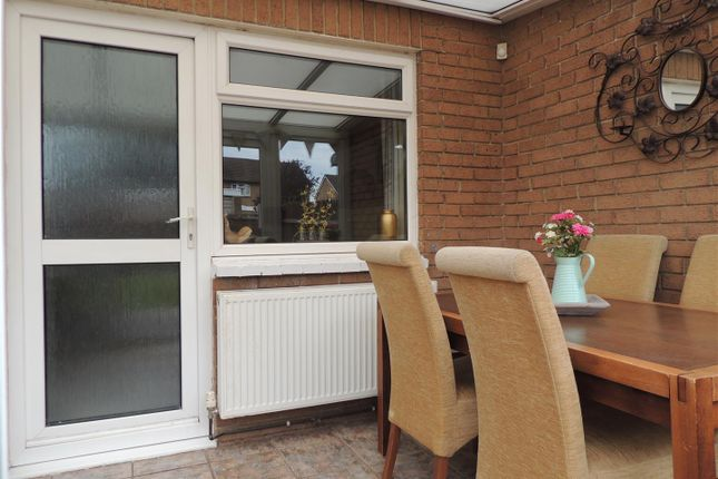 Conservatory of Gilroy Close, Longwell Green, Bristol BS30